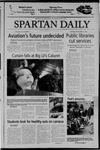 Spartan Daily, September 14, 2004 by San Jose State University, School of Journalism and Mass Communications