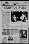 Spartan Daily, September 15, 2004 by San Jose State University, School of Journalism and Mass Communications