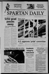 Spartan Daily, September 23, 2004 by San Jose State University, School of Journalism and Mass Communications