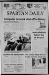 Spartan Daily, September 24, 2004 by San Jose State University, School of Journalism and Mass Communications