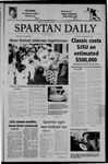 Spartan Daily, September 28, 2004 by San Jose State University, School of Journalism and Mass Communications