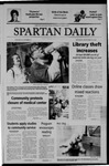Spartan Daily, September 30, 2004 by San Jose State University, School of Journalism and Mass Communications