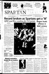 Spartan Daily, October 4, 2004 by San Jose State University, School of Journalism and Mass Communications