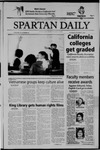 Spartan Daily, October 5, 2004 by San Jose State University, School of Journalism and Mass Communications