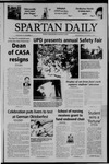 Spartan Daily, October 6, 2004 by San Jose State University, School of Journalism and Mass Communications
