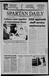 Spartan Daily, October 8, 2004 by San Jose State University, School of Journalism and Mass Communications