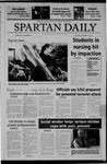 Spartan Daily, October 11, 2004 by San Jose State University, School of Journalism and Mass Communications