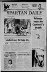 Spartan Daily, October 12, 2004 by San Jose State University, School of Journalism and Mass Communications
