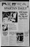 Spartan Daily, October 13, 2004 by San Jose State University, School of Journalism and Mass Communications