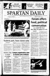 Spartan Daily, October 22, 2004