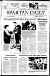 Spartan Daily, October 28, 2004 by San Jose State University, School of Journalism and Mass Communications