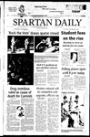 Spartan Daily, November 2, 2004 by San Jose State University, School of Journalism and Mass Communications