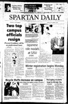 Spartan Daily, November 5, 2004 by San Jose State University, School of Journalism and Mass Communications