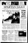 Spartan Daily, November 8, 2004