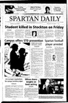 Spartan Daily, November 11, 2004 by San Jose State University, School of Journalism and Mass Communications