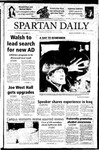 Spartan Daily, November 12, 2004