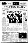 Spartan Daily, November 15, 2004 by San Jose State University, School of Journalism and Mass Communications
