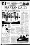 Spartan Daily, November 22, 2004 by San Jose State University, School of Journalism and Mass Communications