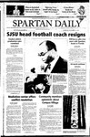 Spartan Daily, November 23, 2004 by San Jose State University, School of Journalism and Mass Communications