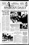 Spartan Daily, November 30, 2004