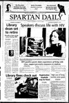 Spartan Daily, December 2, 2004 by San Jose State University, School of Journalism and Mass Communications