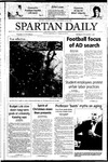 Spartan Daily, December 9, 2004 by San Jose State University, School of Journalism and Mass Communications
