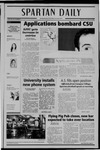 Spartan Daily, January 28, 2005