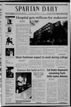 Spartan Daily, February 7, 2005 by San Jose State University, School of Journalism and Mass Communications