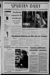 Spartan Daily, February 8, 2005 by San Jose State University, School of Journalism and Mass Communications
