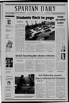Spartan Daily, February 9, 2005 by San Jose State University, School of Journalism and Mass Communications