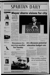 Spartan Daily, February 10, 2005 by San Jose State University, School of Journalism and Mass Communications