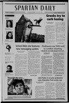 Spartan Daily, February 18, 2005 by San Jose State University, School of Journalism and Mass Communications