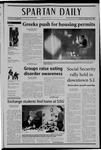 Spartan Daily, February 22, 2005