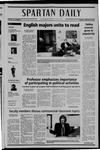 Spartan Daily, February 25, 2005