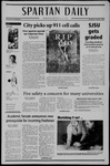 Spartan Daily, March 1, 2005