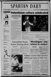 Spartan Daily, March 3, 2005