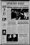Spartan Daily, March 7, 2005