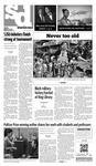 Spartan Daily February 16, 2012