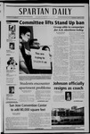 Spartan Daily, March 8, 2005