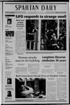 Spartan Daily, March 10, 2005