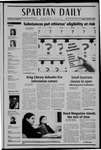 Spartan Daily, March 11, 2005