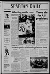 Spartan Daily, March 14, 2005