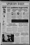 Spartan Daily, March 15, 2005