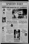 Spartan Daily, March 17, 2005