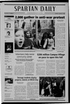 Spartan Daily, March 21, 2005 by San Jose State University, School of Journalism and Mass Communications
