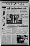 Spartan Daily, March 22, 2005 by San Jose State University, School of Journalism and Mass Communications