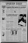 Spartan Daily, March 23, 2005