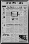 Spartan Daily, April 5, 2005