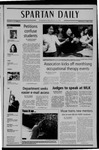Spartan Daily, April 6, 2005 by San Jose State University, School of Journalism and Mass Communications