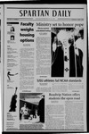 Spartan Daily, April 7, 2005